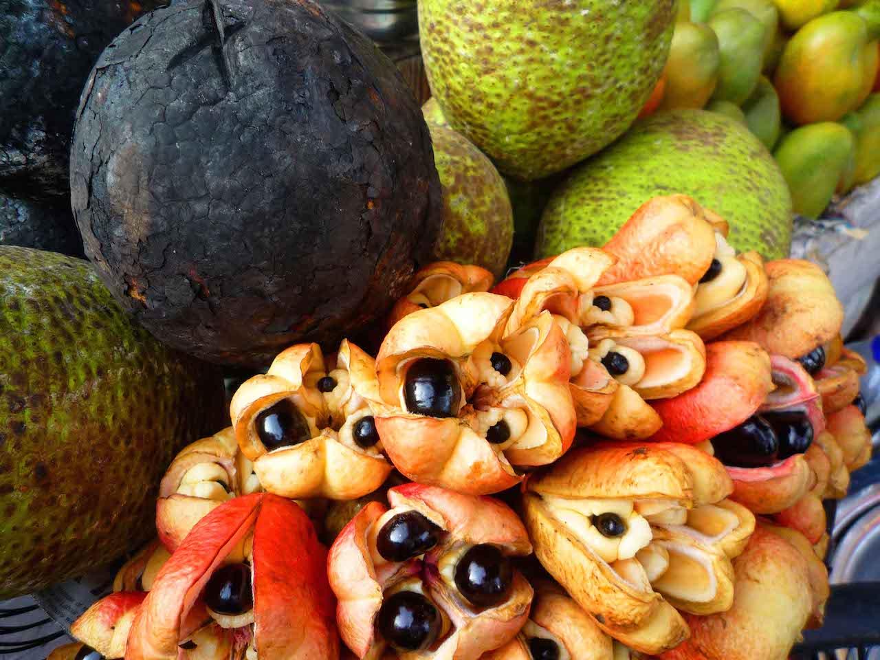 fruit freeze ackee fruit