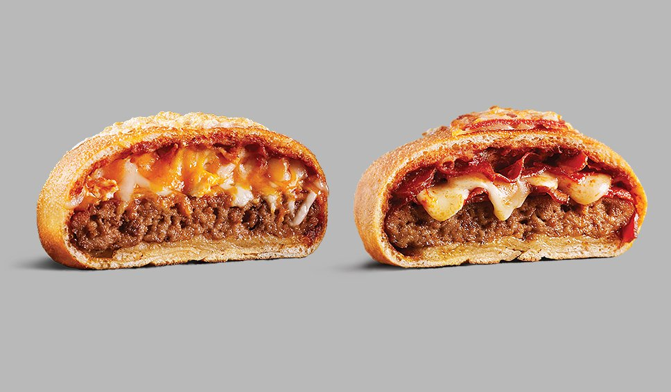 Pizza + Burger → PizzaBurger