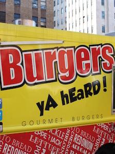 Burgers ya heard1