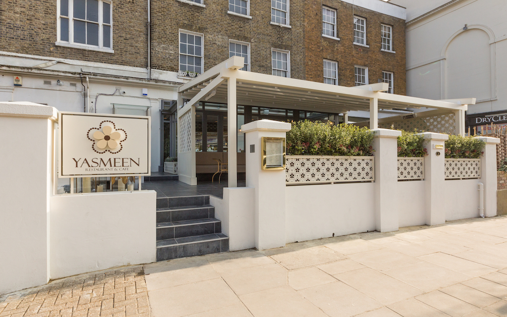 A guide to syrian restaurants in london don 39 t believe in for 1 blenheim terrace london nw8 0eh