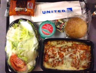 United Airlines NYC – LDN (Economy)