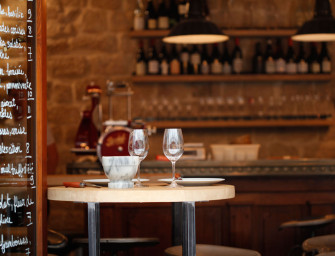 Wine bars in Paris