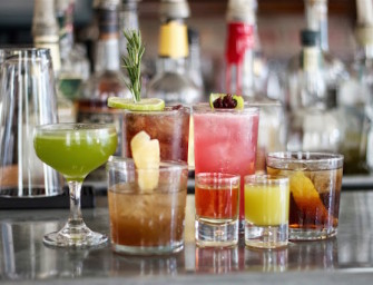 PASSED EVENT – MIXOLOGY CLASS