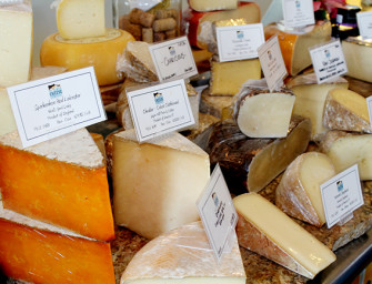 St James Cheese Company