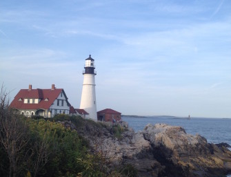 ROAD TRIPPING THROUGH MAINE, US
