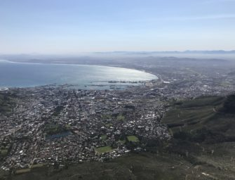 A restaurant guide to the Western Cape of South Africa