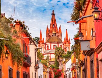 A weekend in San Miguel de Allende
